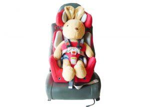 Carrot 3特製兒童汽車安全椅-康格斯兒童輔具