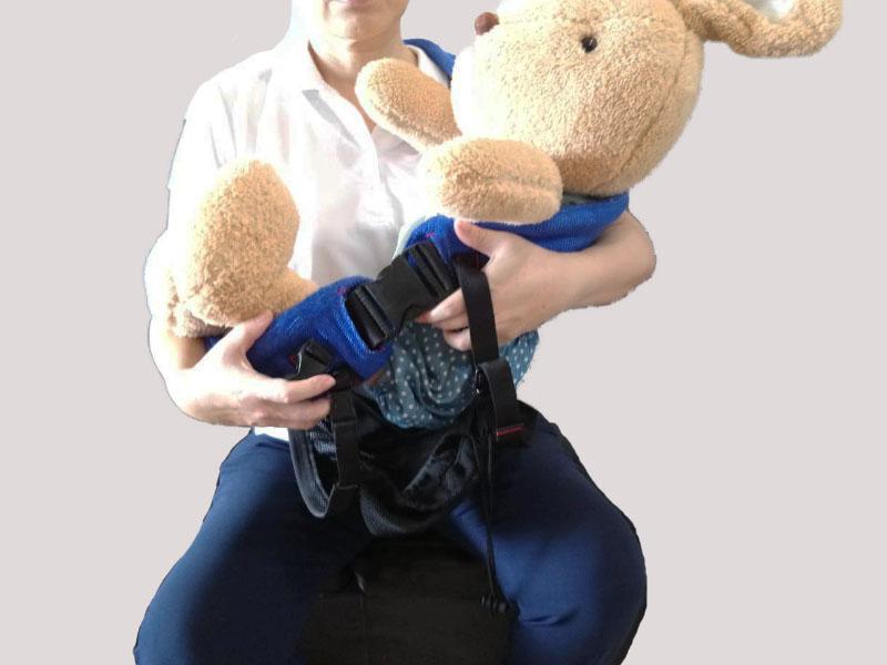 Uni-Carry 康格斯萬用攜行帶 照護孩子省力高效率!