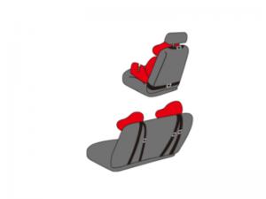 康格斯 Carrot 3特殊兒童專用汽車安全座椅