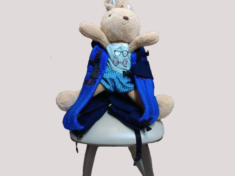 Uni-Carry 康格斯萬用攜行帶 使用就是如此簡單!