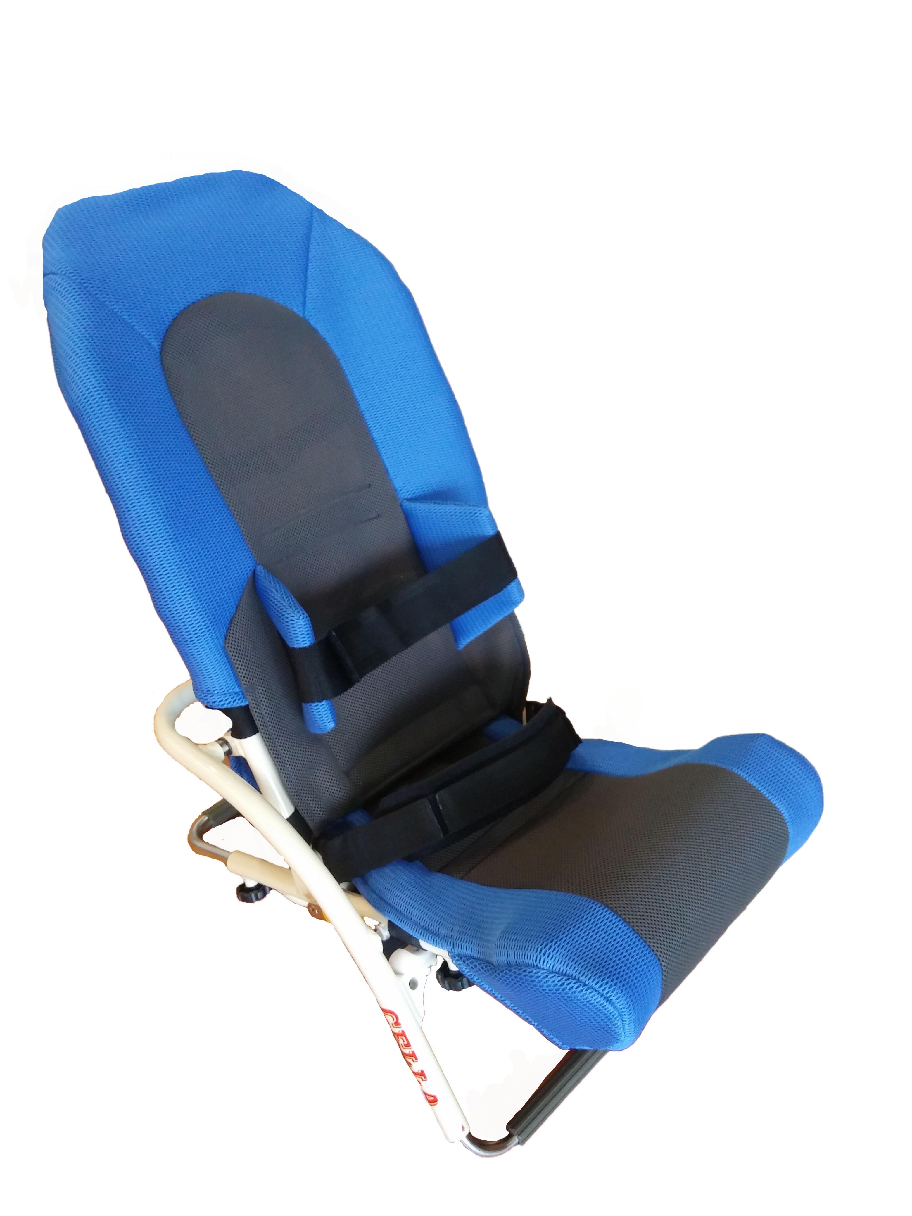 兒童特製洗澡椅-腦性麻痺及多重障礙兒童專用