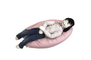 協助需要久臥的孩子在各種坐臥位皆能舒適自在的U型坐臥擺位墊